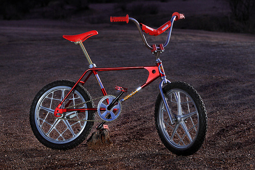 BMX love - sick wheels - 1977 Torker MX (by mortonphotographic)