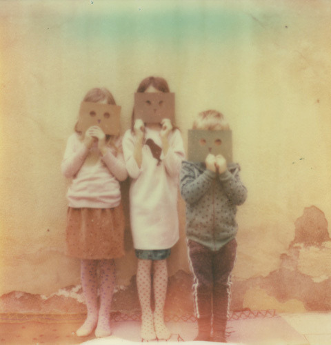 1000scientists:  Polaroids by Melanie Rodriguez