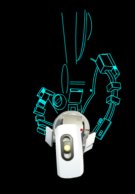 Slowly making progress on my Glados project for class. It's coming together very nicely =3