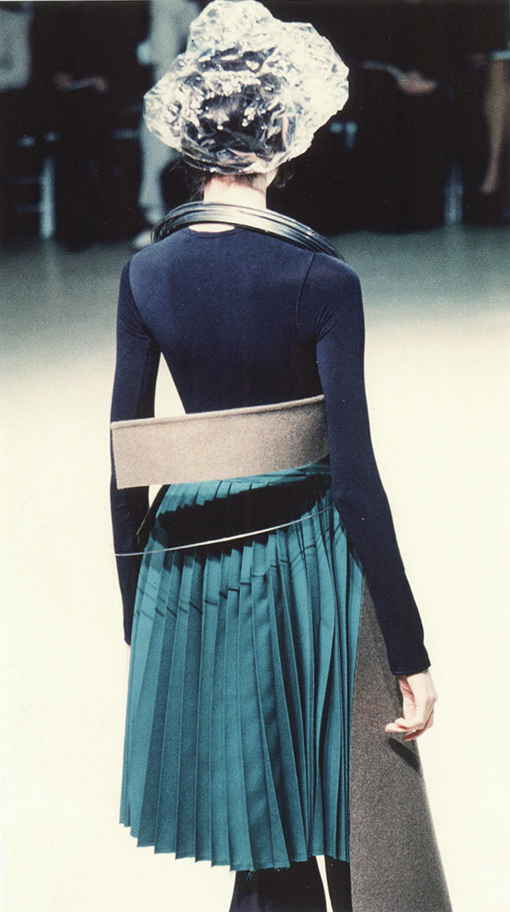 fall–winter 1998–1999, junya watanabe  future beauty: 30 years of japanese fashion