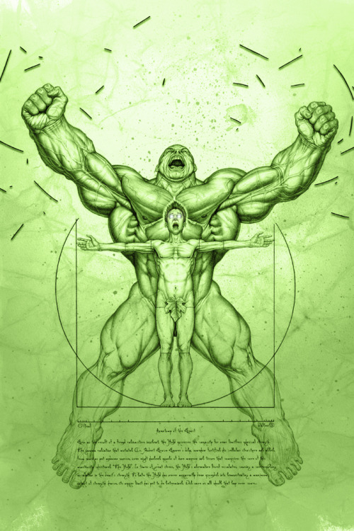 Anatomy Of The Hulk by No Sign Of sanity