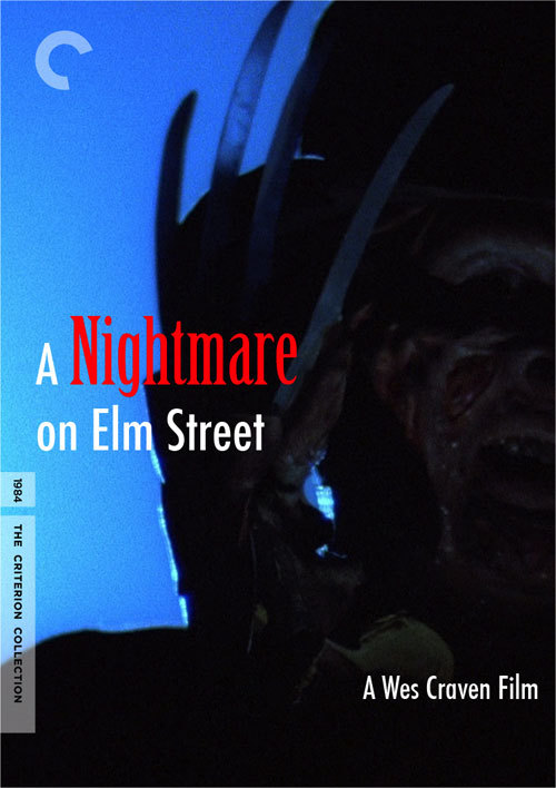 fakecriterions:  A Nightmare on Elm Street [1984] An email submission from Philip Frangules for Faked From the Dead.
