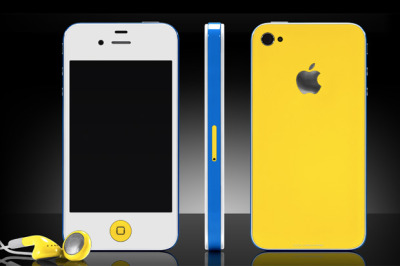 oliphillips:  Colorware for iPhone 4S