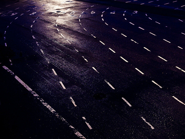the asphalt world by miemo on Flickr.