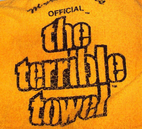 mostlypittsburgh:  Terrible Towel