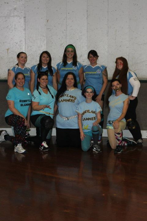 The Sunnyland Slammers Photo - James Bennet