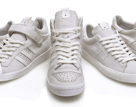 "Cheddar: We like it stupid simple. adidas Originals – Consortium Series - Fall/Winter 2011 | ""Tabula Rasa"""