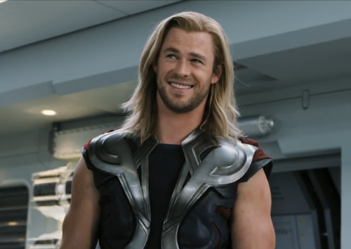 Thor, you hilarious sexy bastard.