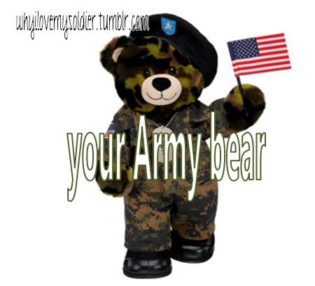 your Army bear