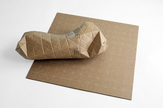One-size-fits-all cardboard packaging.  Why didn't this happen sooner.