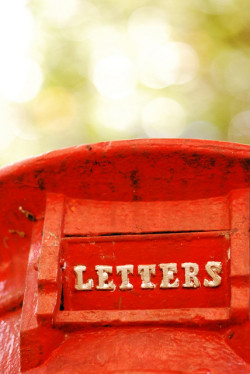 Letters by Sham Jolimie on Flickr.
