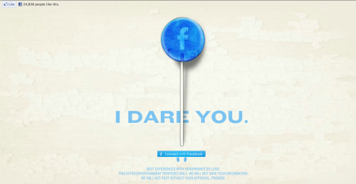 "A creepy interactive video demonstrates the downside of Facebook  using… Facebook. It also demonstrates the potential of  socially-enabled interactivity. ""Stalkertainment"" in its finest hour, folks. Read More: Your Facebook profile through the eyes of a psycho"