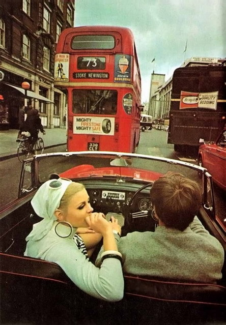 tammy17tummy:  Hackney, London, 1960s  ——— After a few tweets - this is clearly not Hackney aslabeledby the original poster!!https://twitter.com/fuckyeahhackney/status/131750271981330432