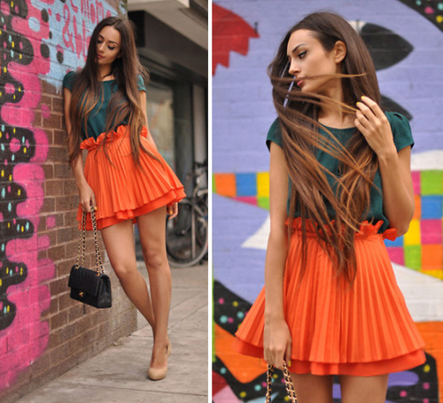 Pretty Pleats (by Intrigue U