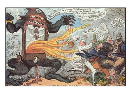 klg19:  George Cruikshank: Social Reform (1819) on Flickr.