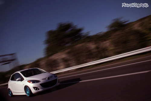 Mazda2 by masaru tanaka photography on Flickr.#mazda2sday
