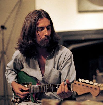 The doc on George Harrison was amazing.