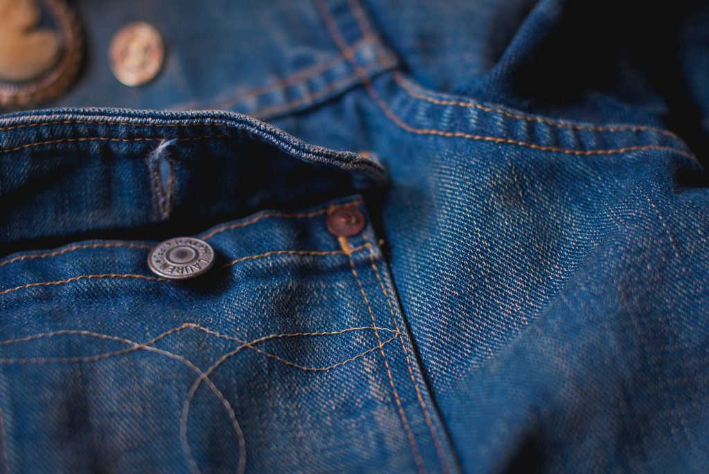 RRL Trucker Jacket @ simplethreads