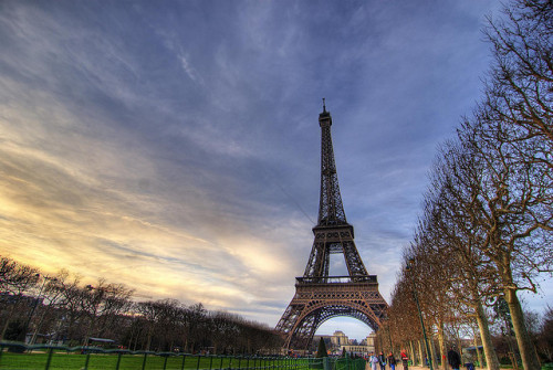 Eiffel Tower - Paris 3 ( Trocadero in the background) by  A R Ghazali on Flickr.