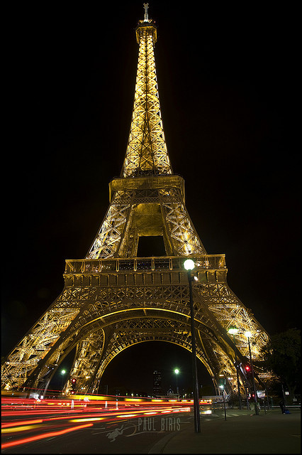 Eiffel Tower |        Au Revoir Paris by P•A•U•L | Photography on Flickr.