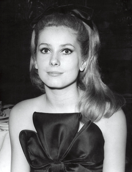 Catherine Deneuve WOW….