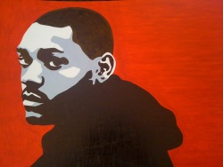 Kano - by Kirsty Thorpe  A birthday present of mine :) Check out the rest of her work  http://www.flickr.com/photos/thorpey74/