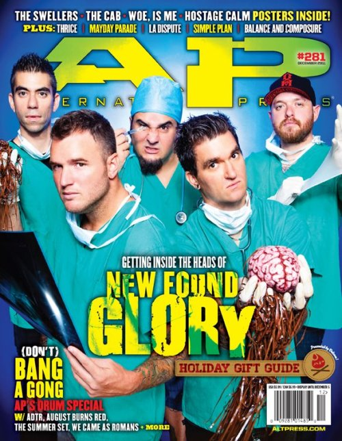 jonathandiener:  steveisthereason:  NFG on the cover of @altpress next month!  so freaking cool.  Apparently we have a poster in the new AP? Had no idea. 2 cover mentions in a row… insane! AP is starting to cover tons of great bands in our scene so please support them buy subscribing or buying issues with bands you dig on the cover. Your dollar is a vote to make them keep covering great music and in turn make you want to read more. It's a very interesting time in music and I think our scene of bands is finally getting the attention they deserve. Thanks Alt Press. Keep it up with the great bands on the covers!  This is happy. and exciting.