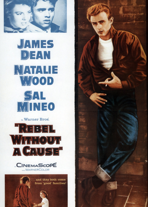 Rebel Without A Cause, 1955.