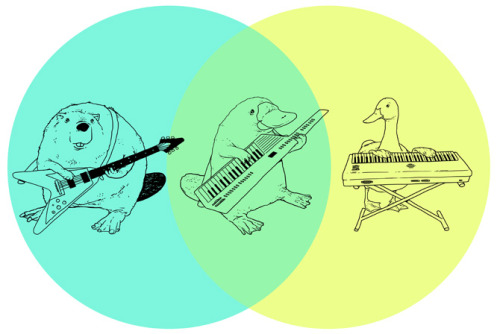 jaredbkeller:  My favorite Venn diagram ever.