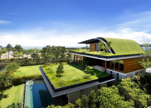 Green roof selection part VIII (via ArchDaily)