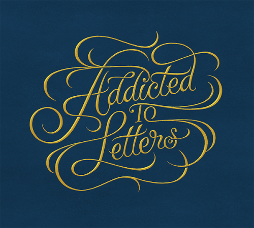 Typeverything.com - Addicted to Letters by Simon Ålander.