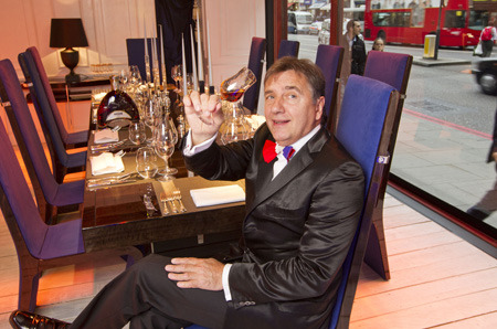 Raymond Blanc: Flying The Flag For French Gastronomy.