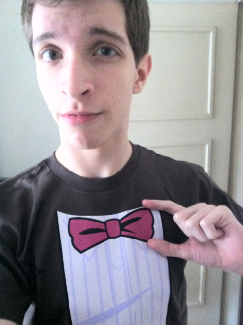 I wear a Bowtie now.