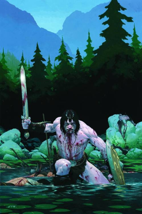 Robert E. Howard's Savage Sword #1. Dark Horse comics.