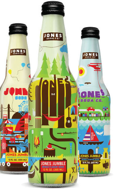 stepintomy-office:  50 Fantastic Examples of Beverage Packaging Design.
