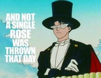 Just because it's a Tuxedo Mask sort of day. *swoon*