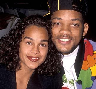 Sheree Zampino and Will Smith. (photographer unknown)