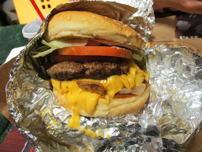 Five Guys. Miami, FL.