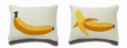 Banana Pillow from Jonathan Adler