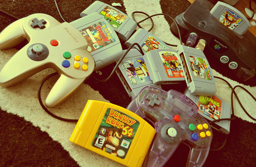 codienecowboy:  Had all of these  I still have this system lol