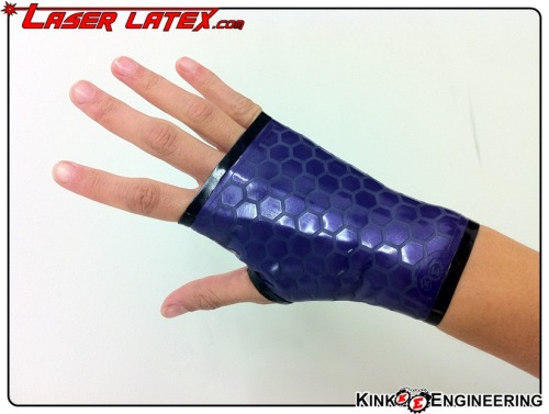 Part 3: NEW FUTURE HEX LASER ETCHED GAUNTLETS AVAILABLE NOW. Future Hex Etched Gauntlets