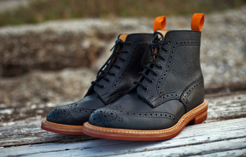 thebkcircus:  BKc + Tricker's || Now Taking Pre-Orders  || www.thebkcircus.com