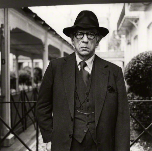 This is Isaiah Berlin in an Anderson & Sheppard suit. As an academic and a menswear enthusiast, this gives me all sorts of joy. (This photo, by the way, is said to be in the new Anderson & Sheppard book, which is set to be released this week.)
