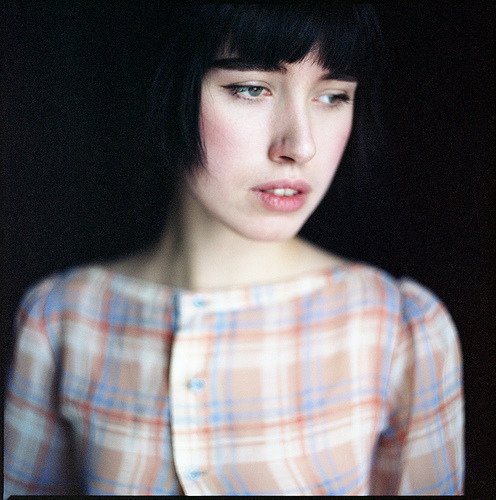 photojojo:  A medium format portrait by Anna Kharina. You can see the rest of these in this beautiful flickr set.