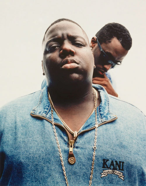 "Photograph (1996) Biggie + Puffy // Vibe Magazine ""You're nobody till somebody kills you."" - The Notorious B.I.G. // You're Nobody (Til Somebody Kills You) Photo Source: Vibe Magazine"