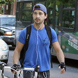 Shia LaBeouf Show Signs of a Fresh Bruise Following His Latest Bar Brawl