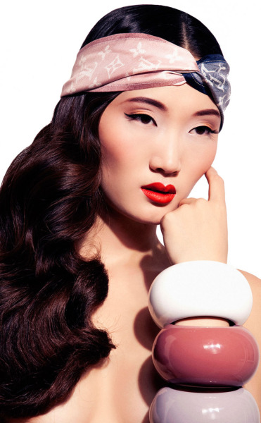 """Beauty Porcelain"" Model: Fan Jun Zi Xu Photographer: Pelagio Armenta Magazine: Fashion Gone Rogue"