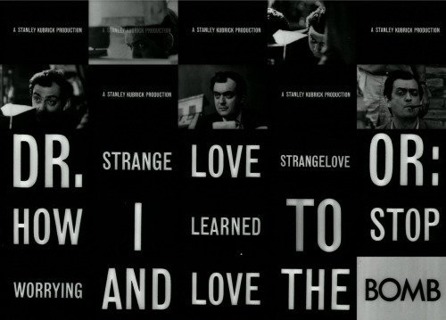 Dr. Strangelove (theatrical trailer, 1964)