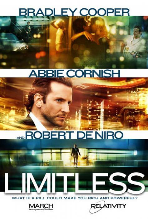 The original title of Limitless was Flowers For Bradley Coopergernon.