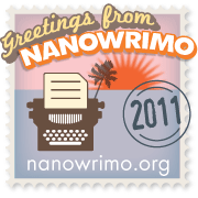 It's almost time! #NaNoWriMo